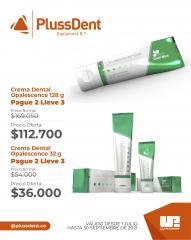 Crema Dental Opalescence 128g Pague 2 Lleve 3, Promociones | PlussDent