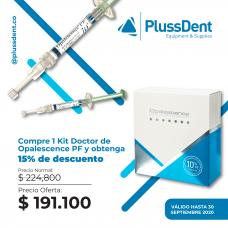 Opalescence PF Kit Doctor con 15%OFF, Promociones | PlussDent